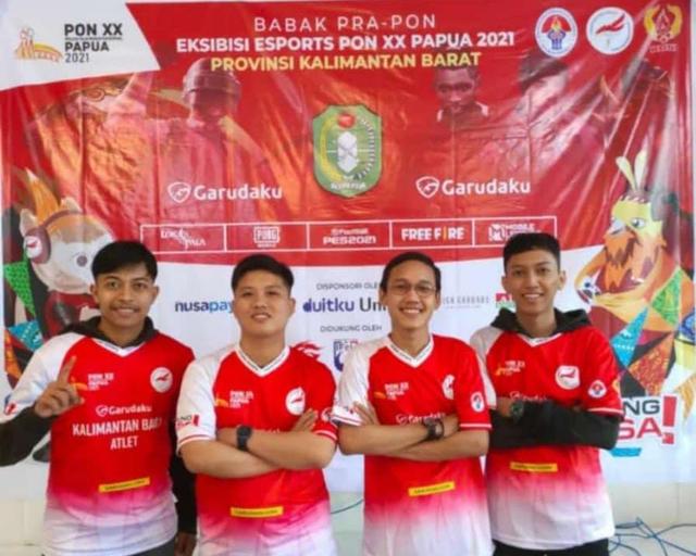 3 Atlet Sungai Pinyuh Perkuat Tim PUBG Mobile Kalbar Saat Hadapi DKI Jakarta (631845)
