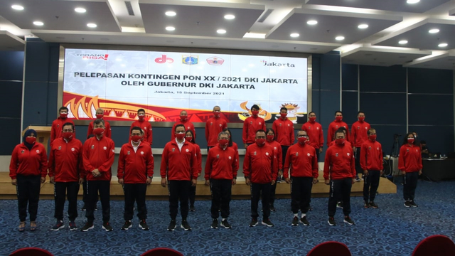 Anies Lepas Kontingen PON XX Papua: Insya Allah Raih Juara Umum (8374)