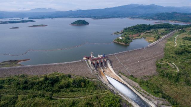 Apa Fungsi Air dalam Pembangkit Listrik Tenaga Air? Ini Jawabannya (98048)