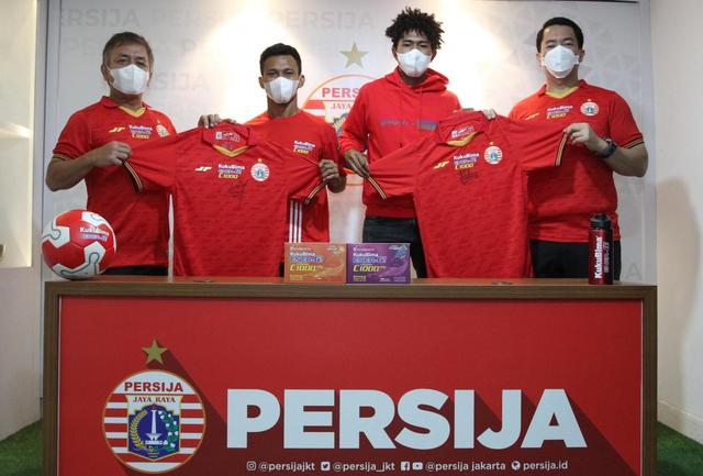 KukuBima Ener-G! Kembali Jadi Sponsor Persija di Liga 1 Musim 2021/2022 (72812)