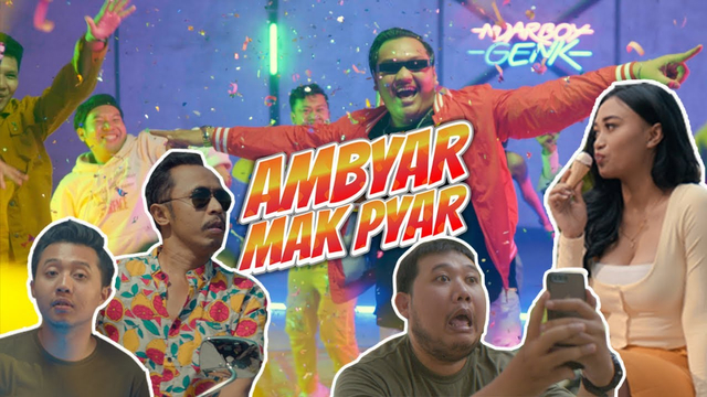 Lirik Lagu dan Chord Ambyar Mak Pyar - Ndarboy Genk, Jadi Trending di YouTube (865312)