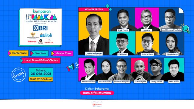 Belajar Bisnis Asik Lewat Talkshow & Webinar Festival UMKM kumparan 2021 Day 1 (1023700)
