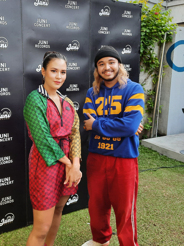 Kolaborasi dengan Rapper Kara Chenoa, Raisa Rilis Lagu You Better Believe Me (7584)