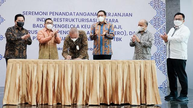Bank Muamalat Alihkan Pengelolaan Aset Kualitas Rendah ke PT PPA (103321)