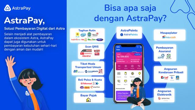 AstraPay, Pembayaran Digital yang Solutif dan Terpercaya (9470)