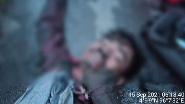 Mayat Pria Ditemukan dalam Parit di Aceh Barat, Diduga Korban Kecelakaan Tunggal (68816)