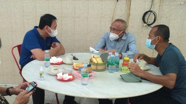Anggota DPR Asal Riau Minta Bantuan ke Ahok untuk Penambahan Vaksinasi  (147434)