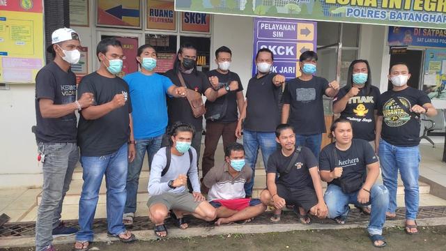 Tahanan di Jambi yang Kabur dengan Cara Congkel Plafon Berhasil Ditangkap Polisi (78811)