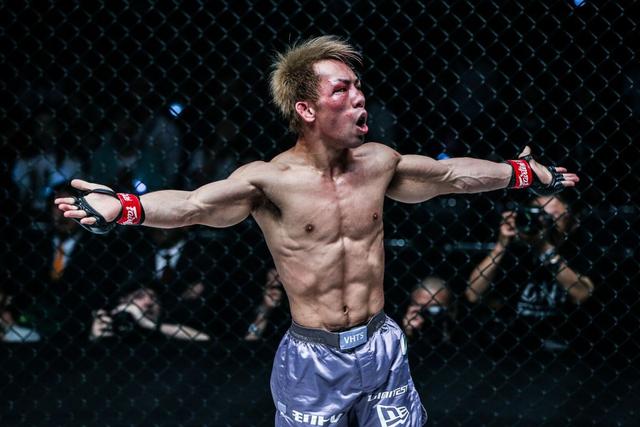Petarung MMA Jepang Siap 'Tenggelamkan' Juara Dunia ONE Championship (149527)