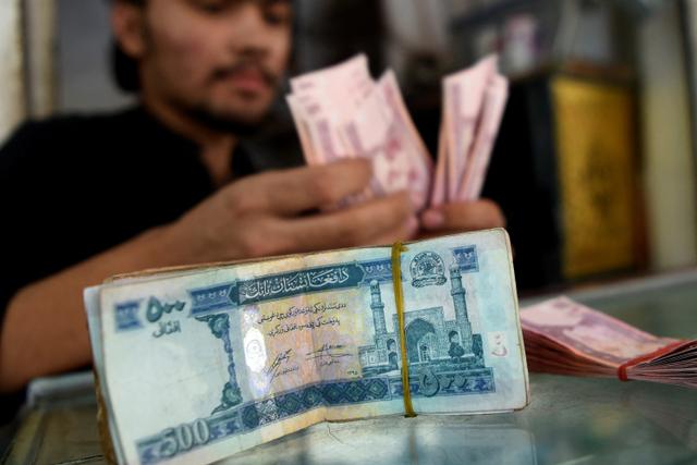 Bank  Afghanistan Kelimpungan Kehabisan Dolar, Minta Taliban Pasok Uang Tunai (150726)