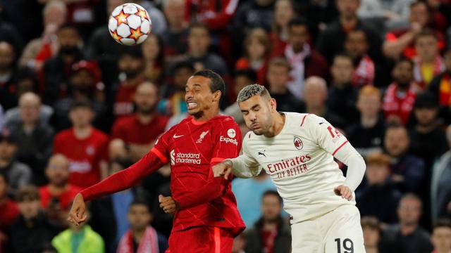 Cetak Gol di Laga Lawan AC Milan, Mo Salah Samai Torehan Steven Gerrard (105388)