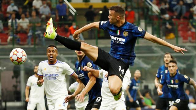 Hasil Liga Champions: Gol Menit Akhir Warnai Kemenangan Madrid atas Inter (70064)