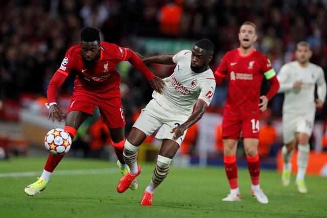 Hasil Liga Champions: Diwarnai 5 Gol & Gagal Penalti, Liverpool Tekuk AC Milan (107768)
