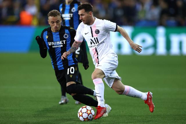 Debut Messi Bersama PSG di Liga Champions: Gagal Cetak Gol, Kena Kartu Kuning (109984)