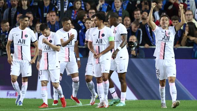 Pelatih PSG Bela Messi-Neymar-Mbappe yang Melempem Lawan Club Brugge (417548)