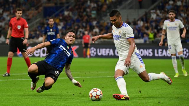 Hasil Liga Champions: Gol Menit Akhir Warnai Kemenangan Madrid atas Inter (70062)