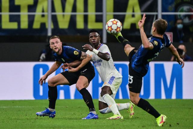 Hasil Liga Champions: Gol Menit Akhir Warnai Kemenangan Madrid atas Inter (70063)