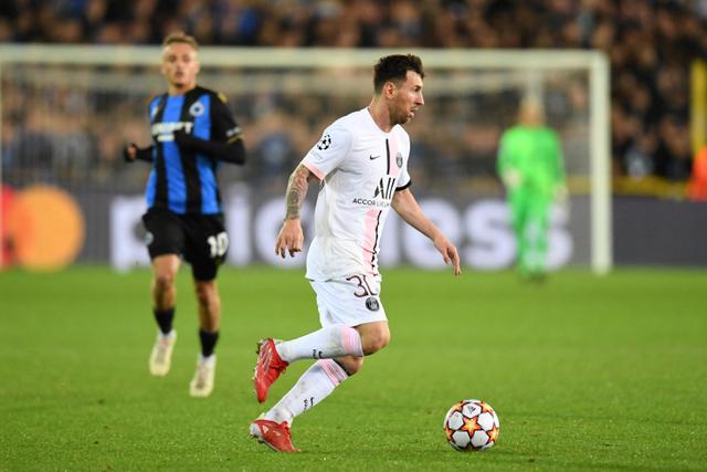 Suporter Club Brugge Minta Belas Kasihan kepada Lionel Messi (153332)
