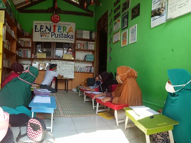 Praktik Baik, Spirit yang Diusung Taman Bacaan di Indonesia (1010035)