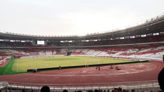 Sepak Bola Indonesia: Uji Tanding Rasa UFC hingga Liga Tarkam (53482)