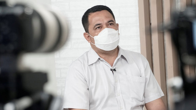 Eks Penyelidik KPK Harun Al Rasyid Terbuka Gabung ke Polri: Bisa OTT Lagi (53522)