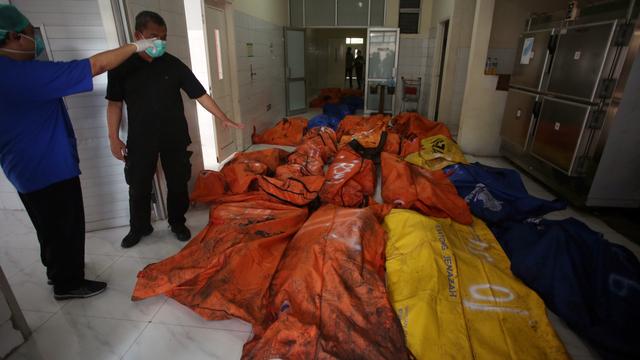 Korban Kebakaran Lapas I Tangerang Berhasil Diidentifikasi, Satu Warga Sumbar (32525)