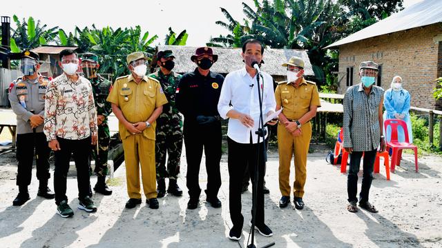 Edy Rahmayadi Minta Tambah Kuota Vaksin ke Jokowi: Kami Mohon Diperhatikan (1)