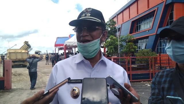 Wabup Karimun Pastikan Pegawai Masih Lanjut WFH (53240)