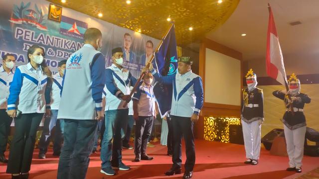 Ketum DPP IMDI Ajak Kader di Kepri Terus Berkontribusi untuk Daerah (50492)