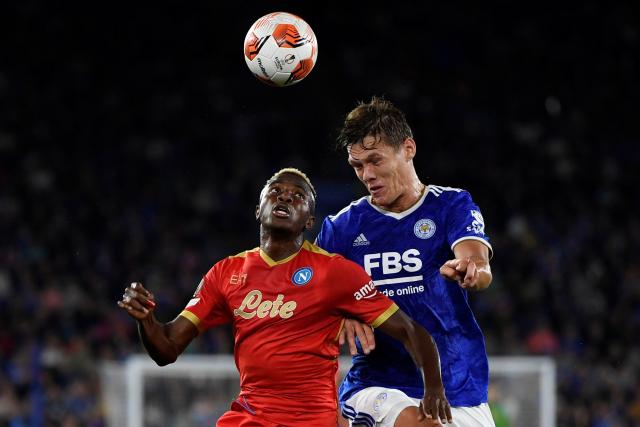 Hasil Liga Europa: Sempat Tertinggal 2 Gol, Napoli Imbangi Leicester City    kumparan.com