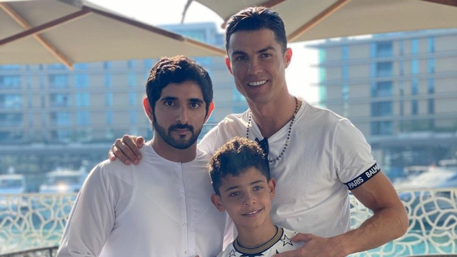 Kekayaan Gila Pangeran Fazza, Miliarder Dubai Teman Ronaldo