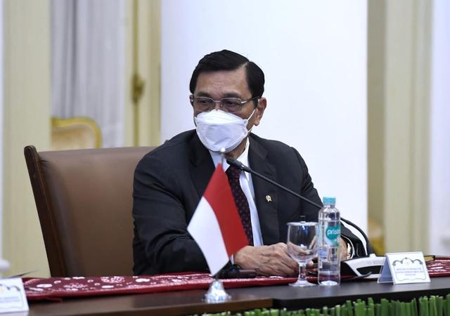 Luhut Tak Ingin Kecolongan Virus Mu dan Lambda: Perketat Perbatasan Indonesia  (146356)