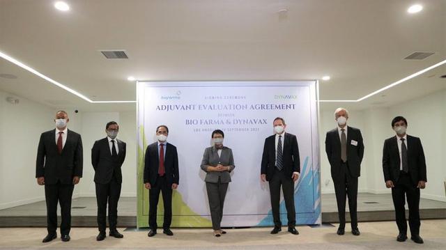 Menlu Retno Lobi AS untuk Vaksin Tahun 2022 di Indonesia (59218)