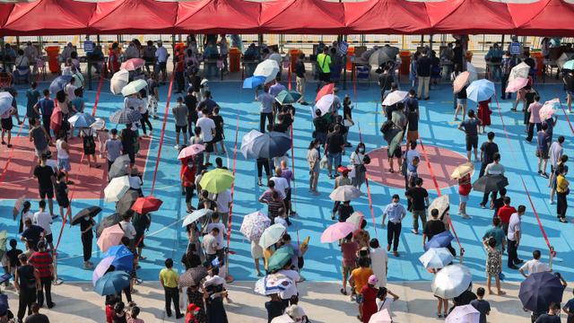 Kabar Corona Dunia: Kasus di Singapura Meroket; Warga di Xiamen Diminta di Rumah (3)