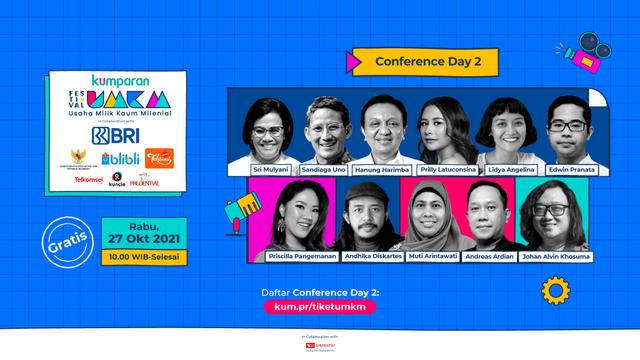 Langkah Jitu Kembangkan Bisnis Lewat Talkshow & Webinar di Festival UMKM Day 2 (104813)