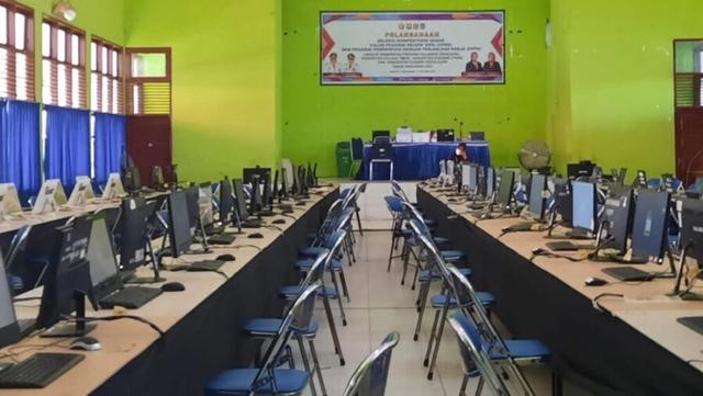 Internet Down, Tes SKD CPNS di Kendari Ditunda (207169)