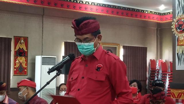 Setelah Geger Kasus MC, PDIP Bali Bantah Ada Diskriminasi oleh Gubernur Koster (12560)