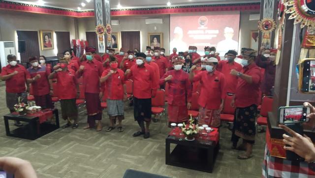 Setelah Geger Kasus MC, PDIP Bali Bantah Ada Diskriminasi oleh Gubernur Koster (12561)