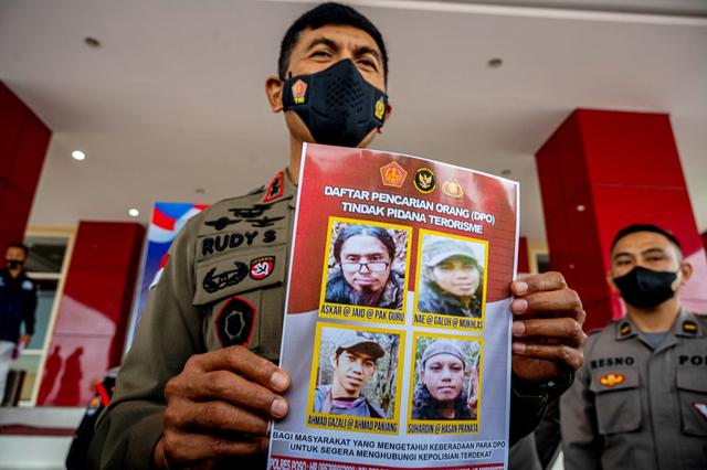 12 Orang Uighur Masuk Indonesia sebagai Teroris dan Coba Bertempur di Poso (1)