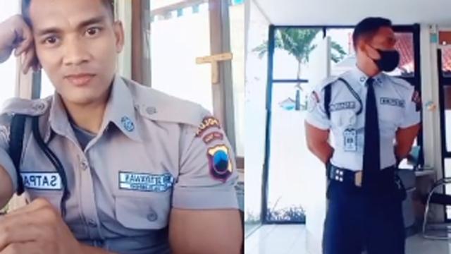 Curahan Hati Satpam Malah Kerap Diejek Sejak Seragamnya Mirip Baju Polisi (20233)