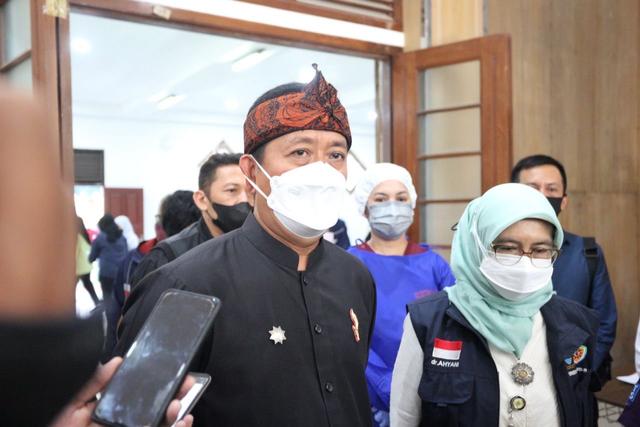 Kasus Covid-19 Menurun, Kota Bandung Terus Jaga Momentum (842776)