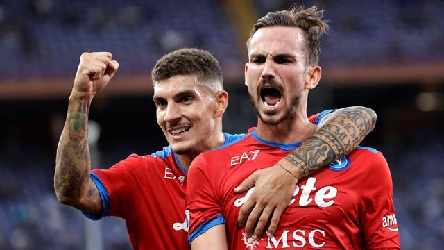 Prediksi Line Up Napoli vs Cagliari di Liga Italia (100939)