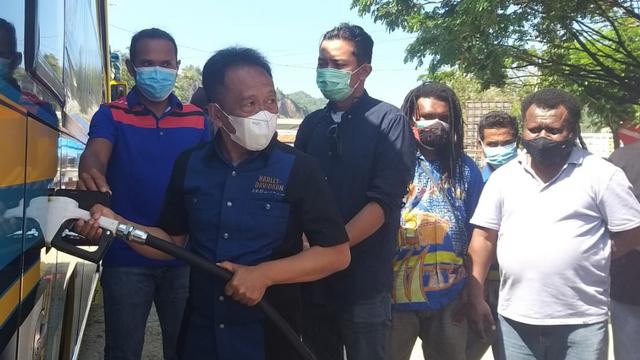 Pertashop Hadir Dukung PON XX Papua  (52681)