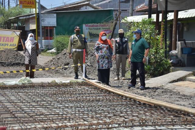 Jalan Rusak di Jalur Bogares-Pangkah Kabupaten Tegal Diperbaiki (45565)