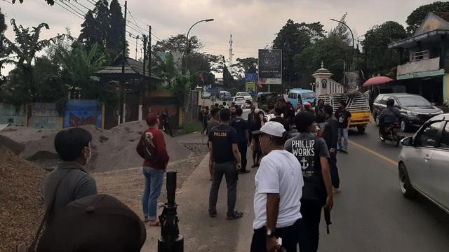 Bentrokan Dua Ormas di Perbatasan Cianjur-Sukabumi, 1 Orang Tewas  (142024)