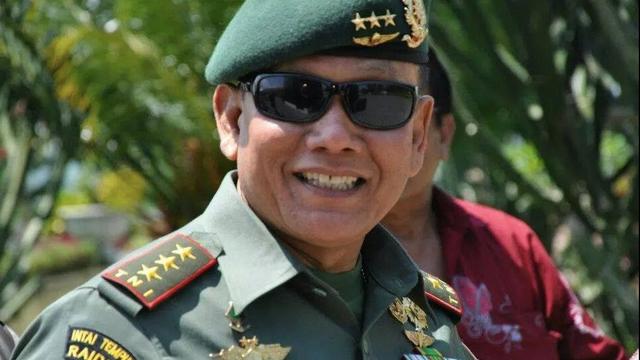 Profil AY Nasution, Mantan Pangkostrad yang Minta 3 Patung Jenderal Dibongkar (3)