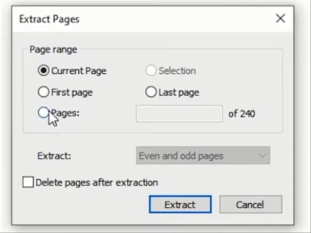 Cara Memisahkan File PDF dengan Nitro Pro 7 (248809)