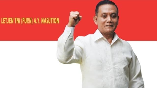 Profil AY Nasution, Mantan Pangkostrad yang Minta 3 Patung Jenderal Dibongkar (4)
