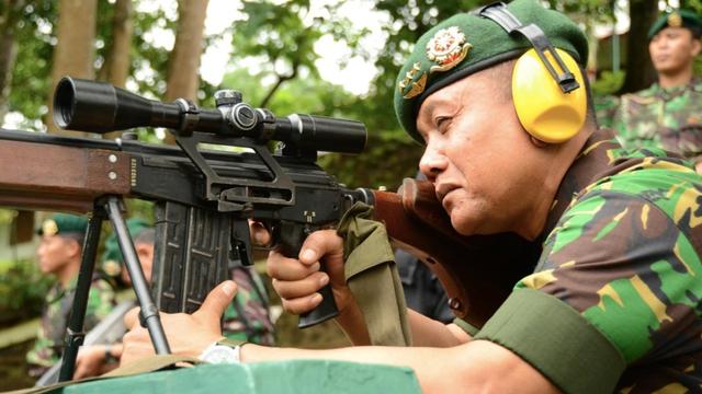 Profil AY Nasution, Mantan Pangkostrad yang Minta 3 Patung Jenderal Dibongkar (2)