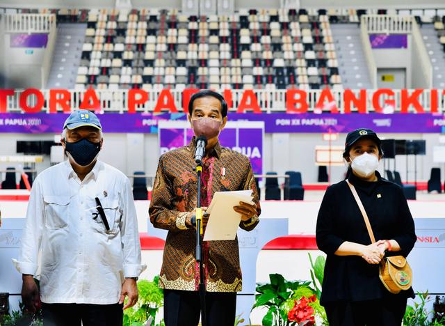 29 Peserta PON XX Papua Positif Corona, Puan Minta Protokol Kesehatan Dievaluasi
